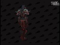 魔兽世界7.0死亡骑士史诗T19及神器造型视频