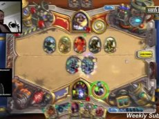 Funny and Lucky Moments Hearthstone Ep. 144