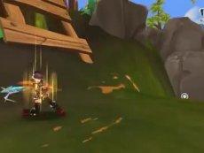 《露娜2》武器效果展示