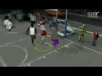 《自由篮球》「狂野征服者」角色展示释放激情