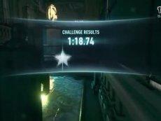 《蝙蝠侠:阿卡姆骑士》1.11补丁潜入挑战演示(5)