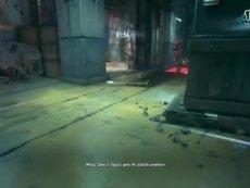 蝙蝠侠:阿卡姆骑士1.11补丁潜入挑战演示视频(11