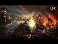 三国游戏《赤壁之战》六大职业创建演示