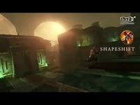 《Nosgoth》兽王职业战斗画面