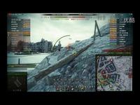 精彩片段 凯瑞坦克提高班:想玩好T43,要学会偷炮-IKU