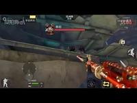 看点 火爆穿越火线手游解说M4A1战龙打剧情普通模式勇战泰坦!-其他