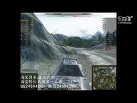 老王代秒-E100特级5杀8000伤害客串MT