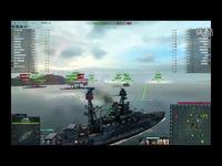 预告 海战世界-美系六级神船-宾夕法尼亚-海战世界