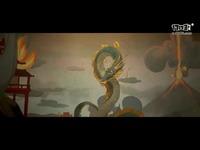 守望先锋第三部动画短片《双龙》台服版