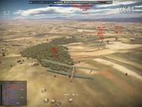 【战争雷霆】国服中系伊-153 9杀 天神下凡-空战 热点视频