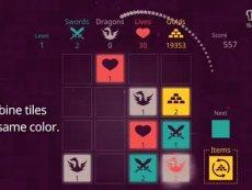 苹果电视获奖游戏《Dungeon Tiles》预告片