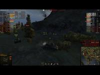 坦克世界巴顿与XX-大侠 视频直击