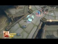 双角色搭配对战网游《全职大师》CP内测今日开启