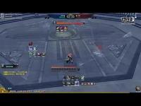 劍靈刺客-費妮絲雅 跟徒弟對練