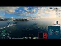 【战舰世界——战场作品】第五十三期 3700+裸经验基