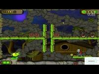 豌豆植物战僵尸笫10—18关★植物大战僵尸动画片-植物大战僵尸 免费视频