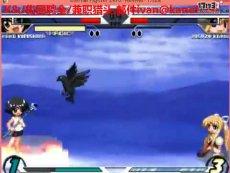 全宇宙第一ws超能力格斗家狸猫:efz对战