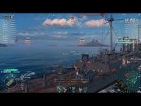 战舰世界 海战的基本类型是海上进攻战和海上防御战-视频 视频集锦