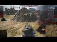 【小明的坦克世界】白板T29 11杀极限翻盘-原创 热点