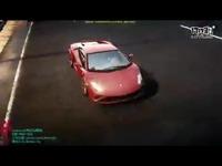 【极品飞车OL】[兰博基尼]西脊山脉记录1分14秒