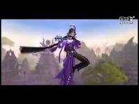《剑网3》轻功宣传视频