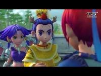 8月梦幻西游动画片33集(第3季第7集)