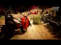 《黑色沙漠》觉醒武器忍者战斗画面