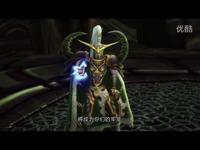 视频片段 魔兽世界7.0:玛维释放恶魔猎手 中文字幕-视频