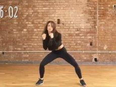 HIP HOP舞蹈练起来,腹肌马上就来啦!