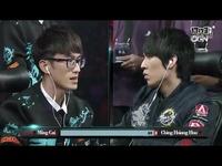 2016全球总决赛4强赛第一场蔡明(中剑)VS许景翔(