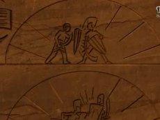 《神之浩劫》被诅咒的仲裁者托特神