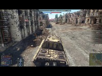视频特辑 战争雷霆 国际服 陆战历史 新罗西斯克 1.63.2.126(7杀)-原创