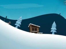 滑雪大冒险: 呵呵-触手TV