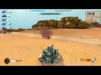 你从未见过的坦克大战:尝鲜坊《暴走装甲》试玩