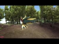 ARK Mod:PC上的开放世界精灵宝可梦