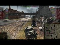 在线观看 坦克世界 游戏视频 苏联苏系10级 S系Ⅹ级 268工程 自行反坦克炮 卡位扛线伏击 M级