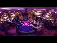 大乳美女德州扑克VR全景视频