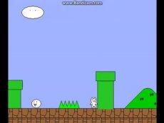 免费观看 初玩猫里奥(第一关)-搞笑游戏