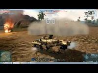 (止战之伤:解说)最后一炮-M1A2坚韧的游走使命