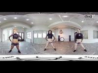 美女全景热舞VR视频
