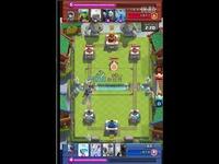 [moba新视界]部落冲突皇室战争视频:电猪如何略过双王子强杀箭塔 热点