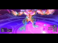 【DQX】BOSS!冥兽王内尔格尔 战法僧僧 僧侣视角【勇者斗恶龙X】 视频片段