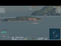 战舰世界YC解说玩家系列第238期 排位乱礁靶场 最热