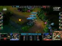 英雄联盟S4全球总决赛首尔半决赛 OMG vs 皇族 05 精华视频