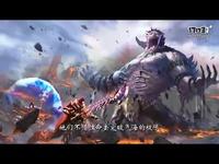 《金装传奇》公测宣传CG