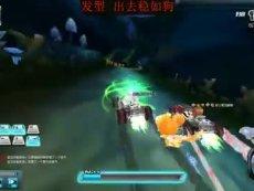 QQ飞车 银月谷1.40