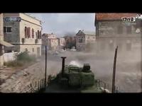 《装甲战争》游戏画面激燃混剪