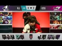 2017LJL日本春季赛第9周 RJ vs USG 第1场