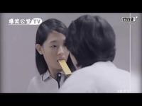 搞笑GIF锦集12:妹子你怎么不用黄瓜了?