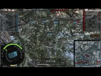 王滑稽的装甲战争实战讲解VBL06 6杀 热门片段